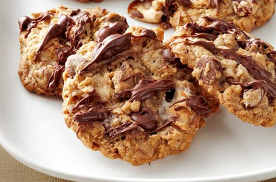 Овсяное печенье в домашних условиях - 5 рецептов очень вкусного печенья из овсяных хлопьев