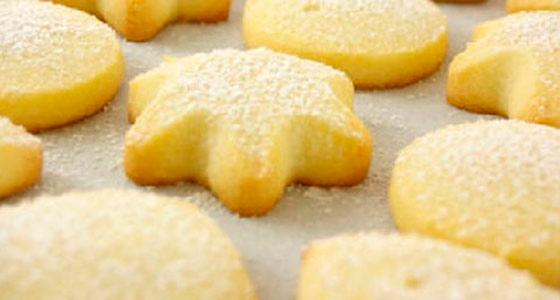 самые легкие рецепты песочного печенья