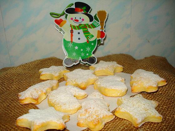 Очень вкусное домашнее печенье