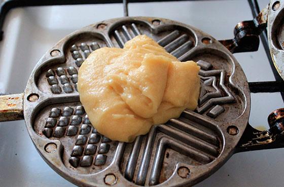 Торт из пряников и сметаны  пошаговый рецепт с фото на