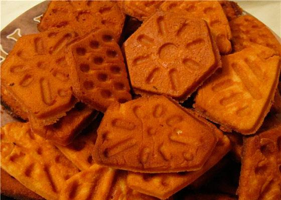 Рецепт печенья в формочке на газе