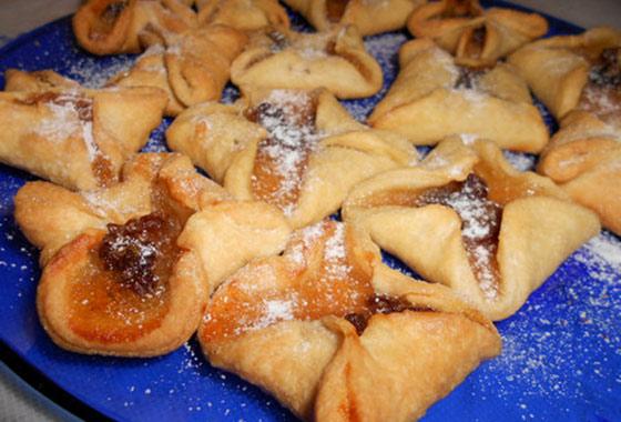 Домашнее песочное печенье простой рецепт
