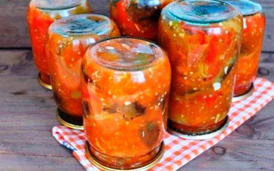 Вкусные заготовки на зиму рецепты с салаты