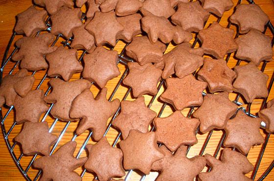 Как быстро испечь печенье в духовке
