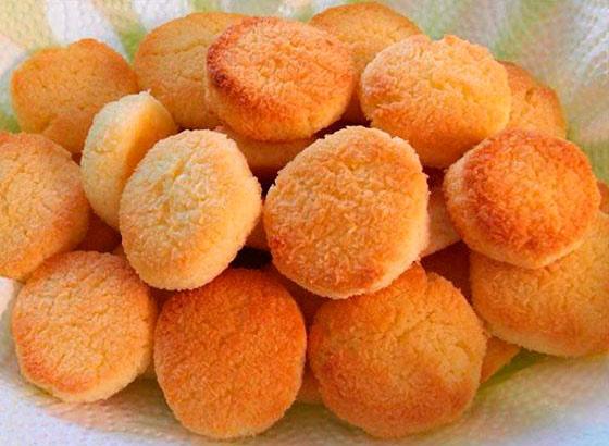 Печенье домашнееы простые и вкусные