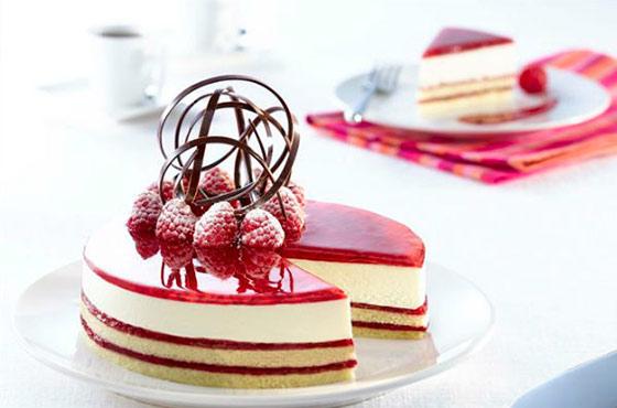 Торт суфле с творогом и вишней: рецепты для гурманов